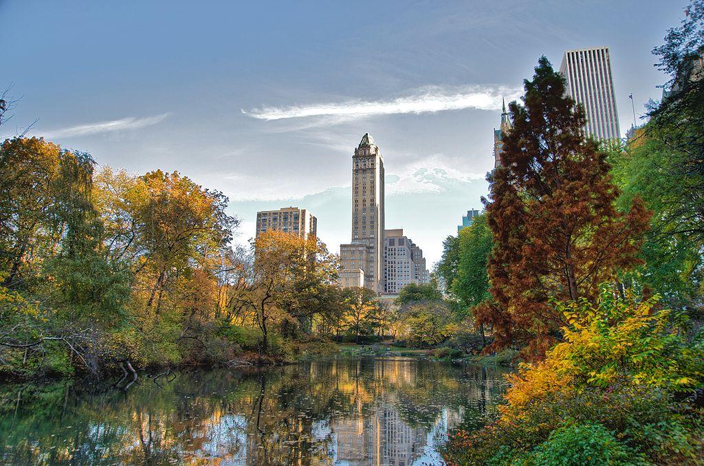 Les plus beaux parcs de New York City