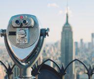 Admirez la plus belle vue de New York