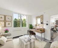 Un superbe appartement de 2 chambres à louer dans l'Upper West Side
