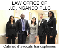 Law office of J.D. Ngando PLLC