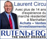 Laurent Circu - Rutenberg Realty New York