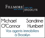 Sandrine Humbert et Michael O´Connor </br>Fillmore Real Estate