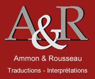 Ammon & Rousseau Translations