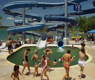Top 3 des parcs aquatiques près d'Austin