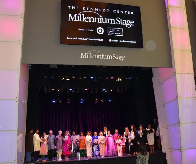 Les spectacles gratuits du Kennedy Center