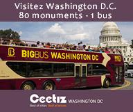 Visitez D.C. avec Ceetiz