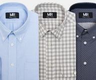 Le temps des chemises