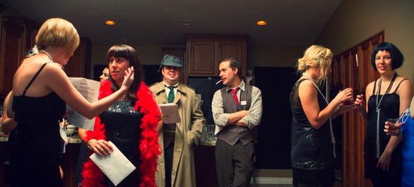 Organiser sa Murder Mystery Dinner Party