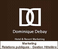 Dominique Debay – Hotel and Resort Marketing