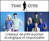 TOMI OTEE – Sustainable Golf Fashion