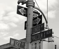 Ballade à Harlem autour de l'avenue Malcom X de la 135 st à la 125 st, en images