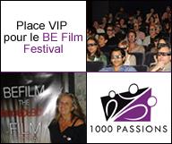 Réservez votre place VIP pour le BE Film Festival, la référence du court métrage New Yorkais
