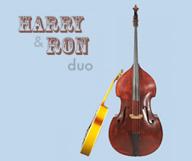 The Harry and Ron Duo en concert acoustique au Parigot