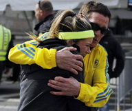 Les attentats de Boston au fil des minutes sur Twitter