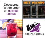 Découvrez l'art de créer un cocktail unique