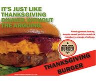 Thanksgiving en une bouchée