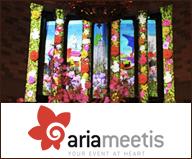 """ARIA MEETIS fait son """"SHOW & DECO"""" à New York pour RELAIS & CHATEAUX"""