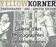 YellowKorner – Galerie d'art et Photographies comtemporaines
