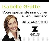 Isabelle Grotte – Zephyr Real Estate