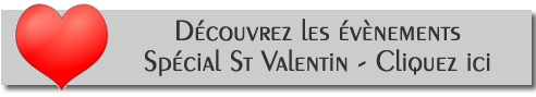 Evenements St Valentin