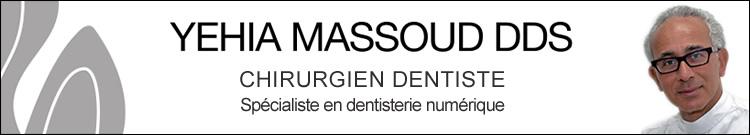 Yehia Massoud, chirurgien dentiste diplômé