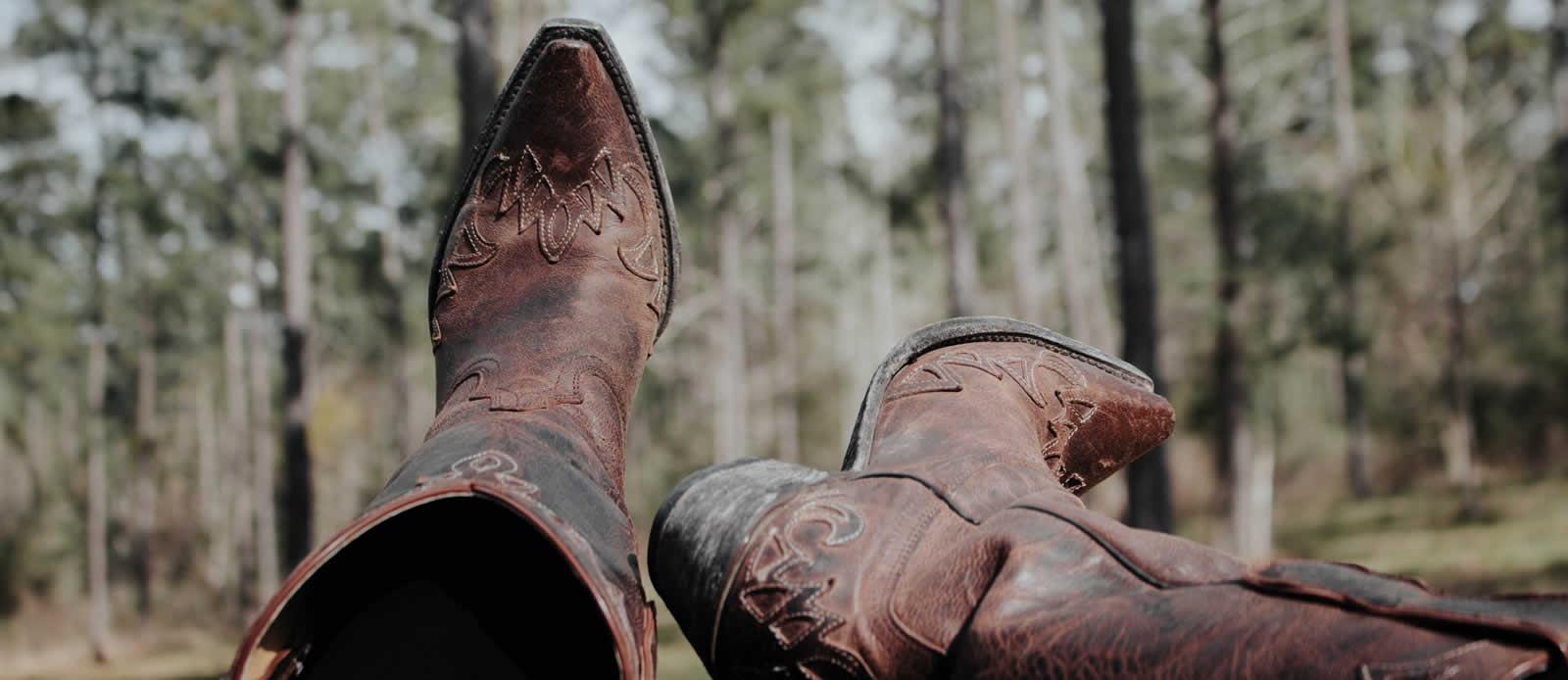 Trouver botte à son pied au Texas