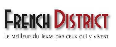 French District le quartier francais au Texas
