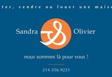 Olivier et Sandra Sebag