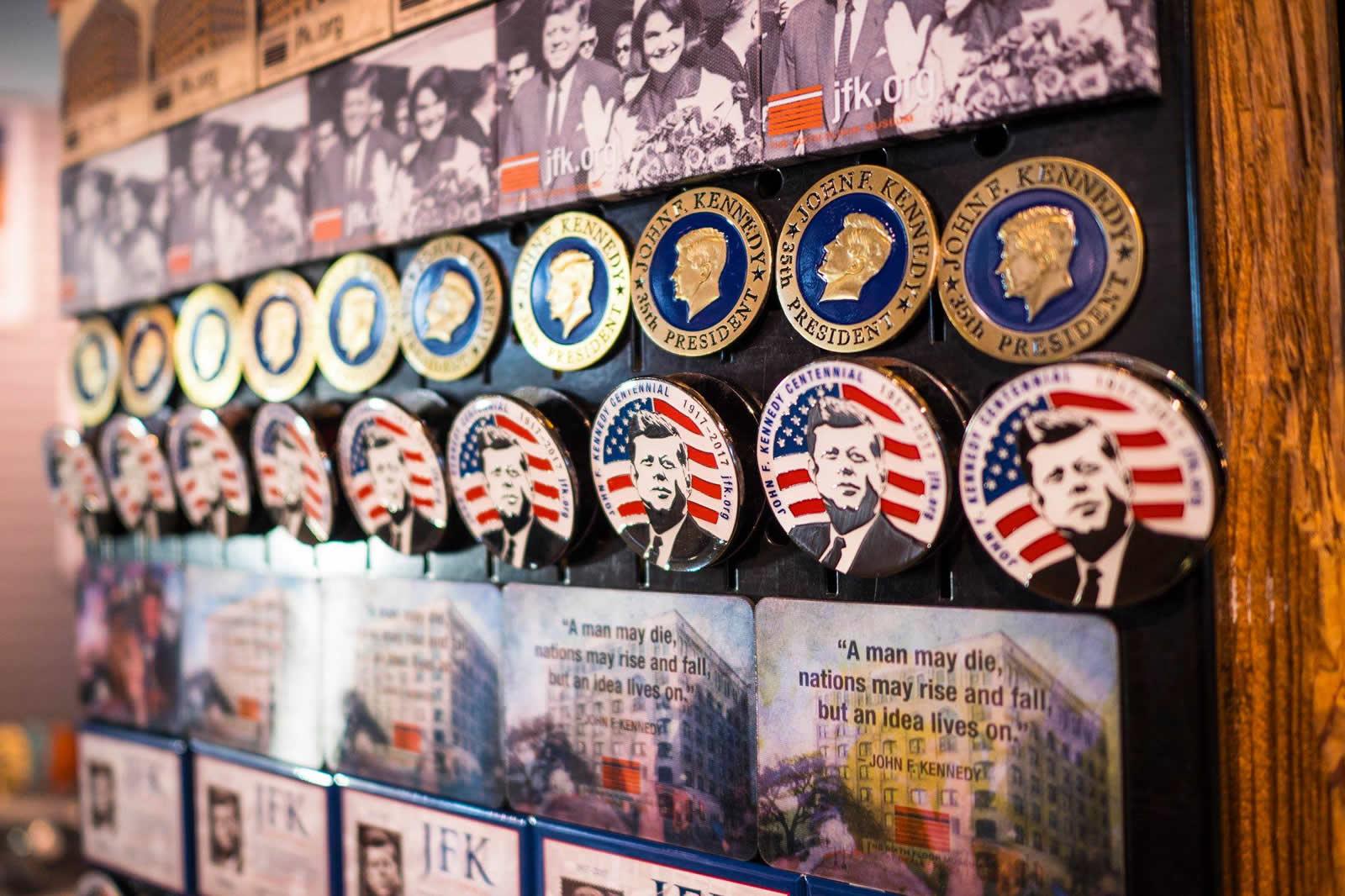 6th Floor Museum de Dallas – Hommage à JFK