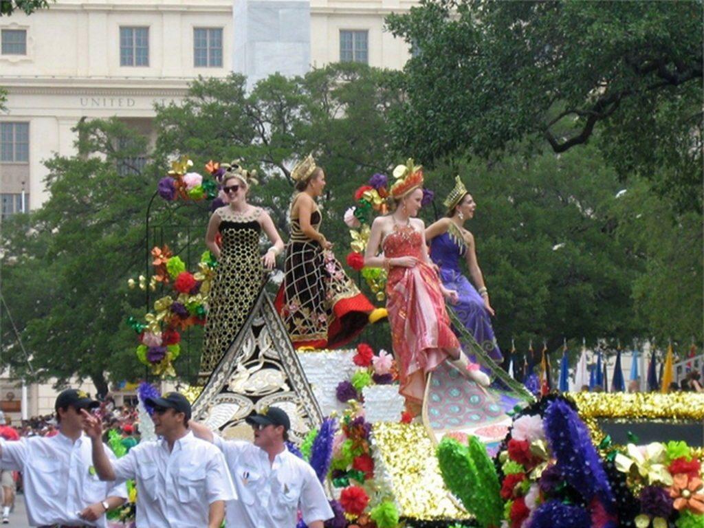 Fiesta San Antonio Le grand festival multiculturel annuel