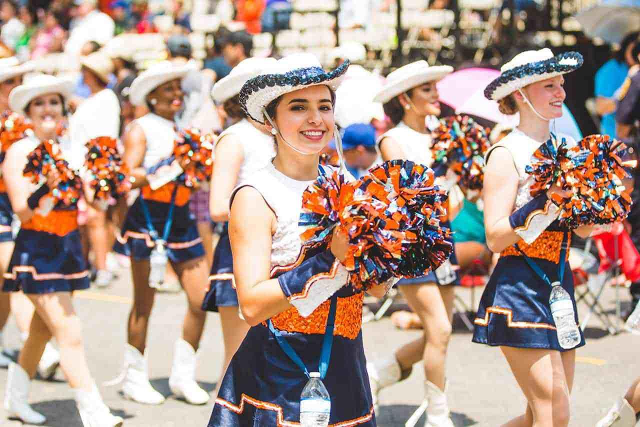 Fiesta San Antonio, Viva viva !
