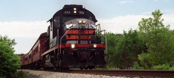 Austin Steam Trains Association, le Texas à toute vapeur