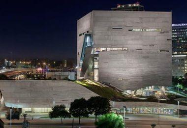 Perot Museum, le musée aux mille merveilles de Dallas