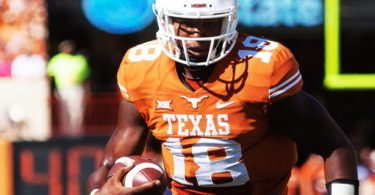 Les Texas Longhorns : clubs omnisports universitaires