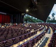 Le Miller Outdoor Theatre à Houston
