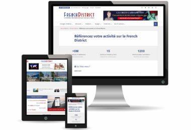 Comment devenir membre du French District ?