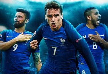 Les matchs des bleus en français