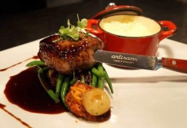 La cuisine française réinventée