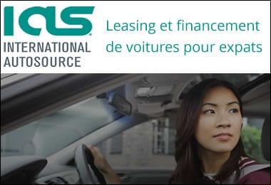Leasing et Financement de voiture pour les expatriés – International AutoSource