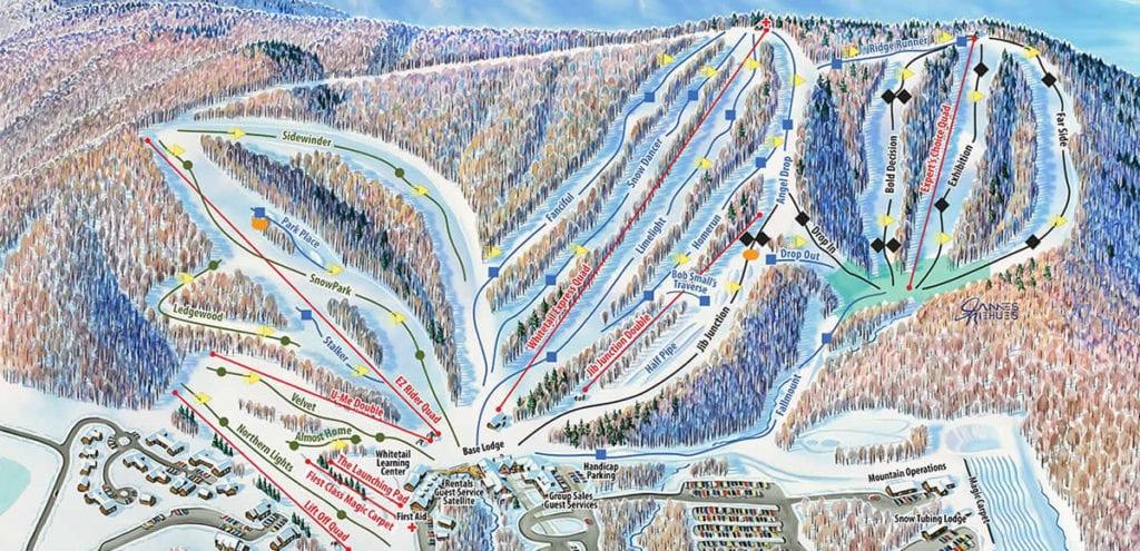faire-ski-skier-pres-de-d-c-whitetail-ski-resort-map