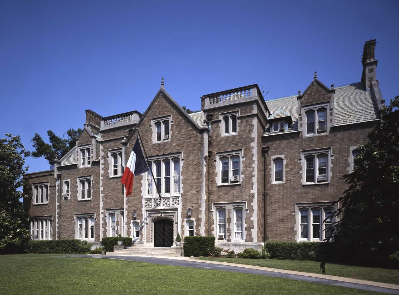 Visiter les ambassades à Washington D.C.