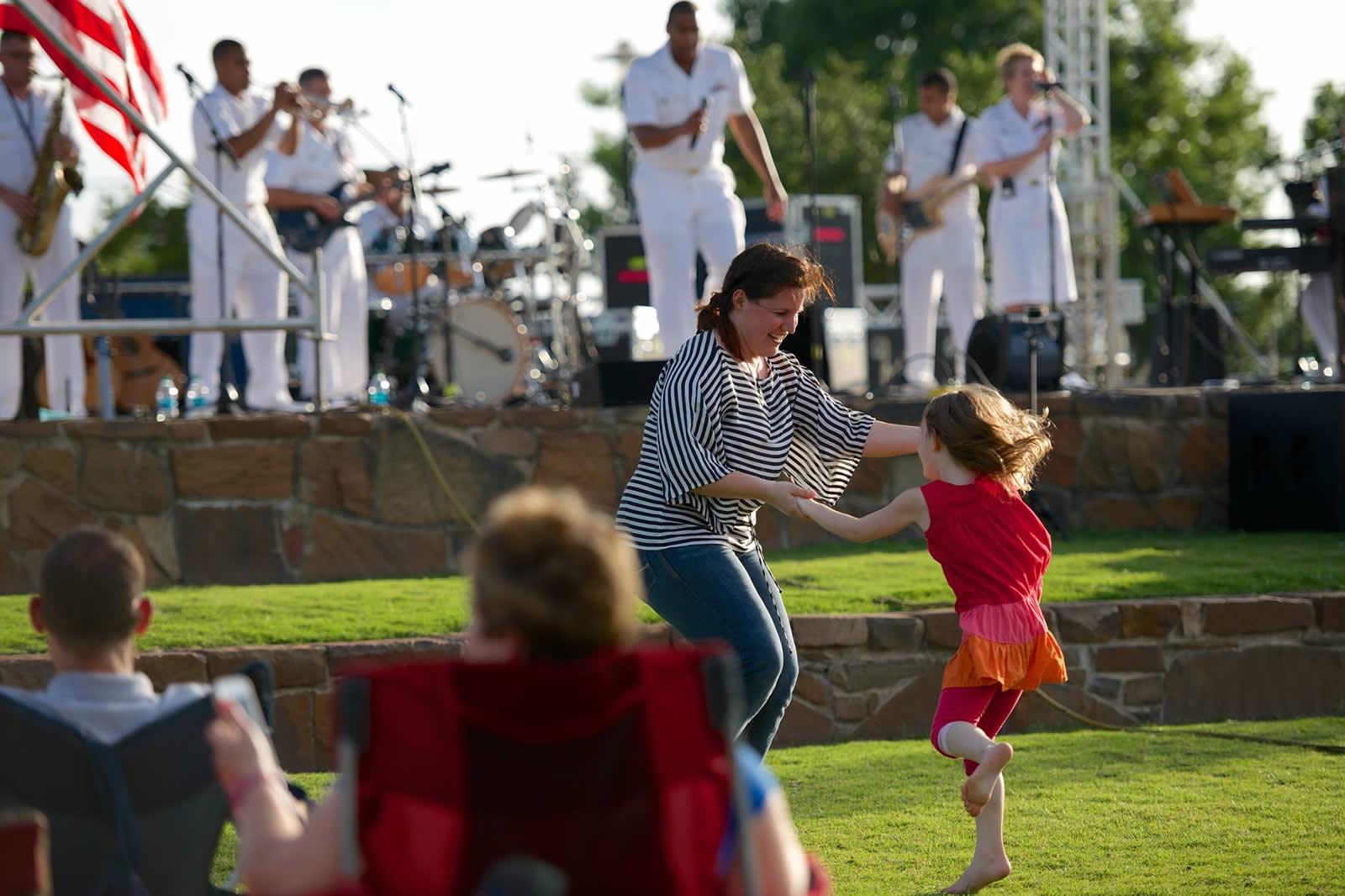 Les concerts gratuits de l'été