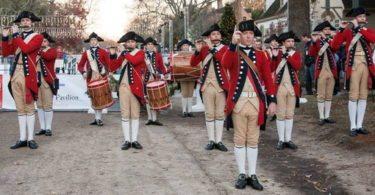 Arrêt dans le temps à Colonial Williamsburg