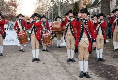Arrêt dans le temps à Colonial Williamsburg