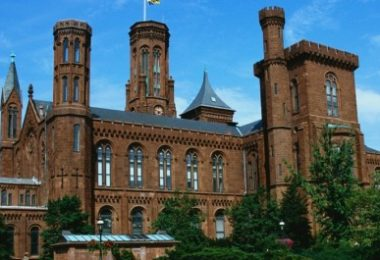 La Smithsonian Institution a Washington D.C