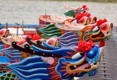 Des dragons sur le Potomac