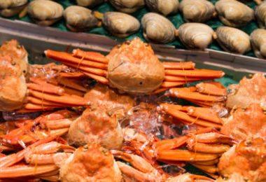 Maine Avenue Fish Market de D.C. - Plus ancien marché de poisson des Etats-Unis
