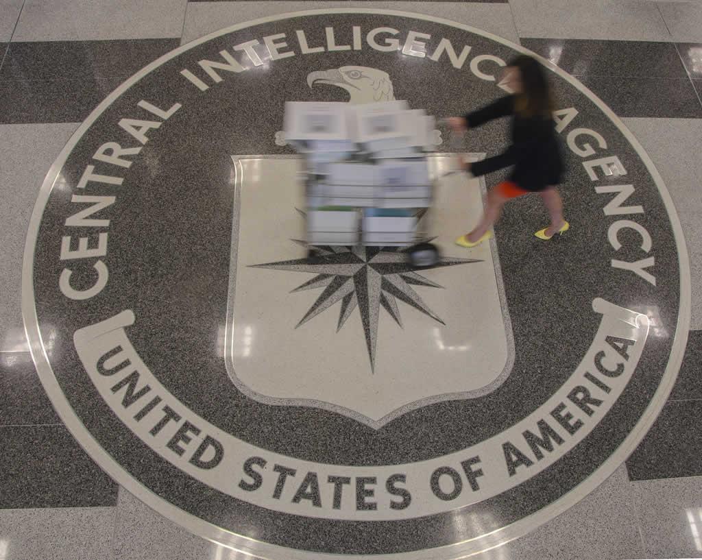 Le QG de la CIA à Langley