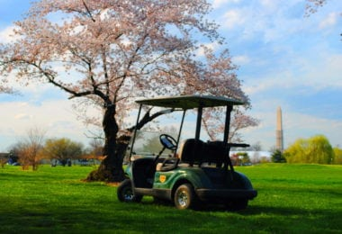 L'East Potomac Park Golf Course