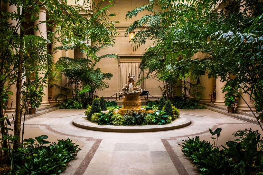 Visiter la National Gallery of Art sur le National Mall à Washington D.C.